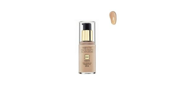 MF Facefinity 3 in 1 Foundation 55 Biege,make-up