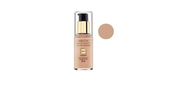 MF Facefinity 3 in 1 Foundation 60 Sand,make-up