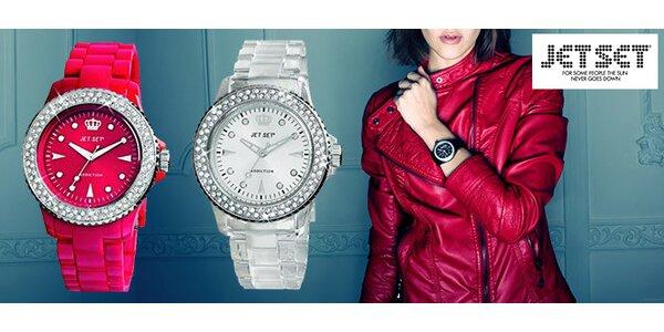 Trendy dámské hodinky Jet Set