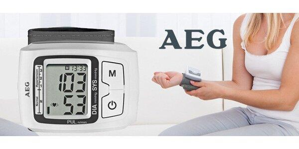 Spolehlivý a rychlý tlakoměr AEG
