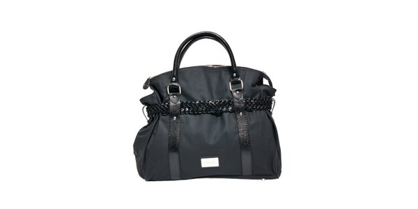 Elegantní černá kabelka značky Café Noir