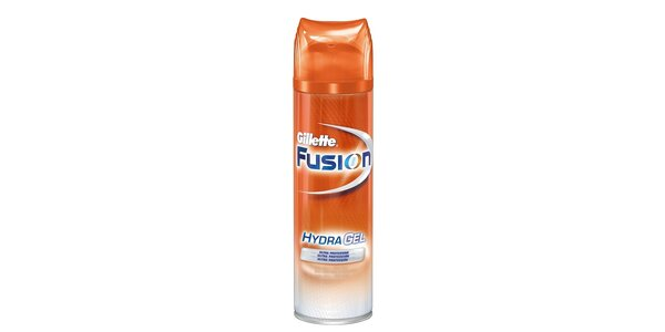 Gillette gel Fusion 200ml Protective