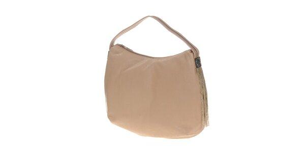 Dámská béžová kabelka Versace Jeans