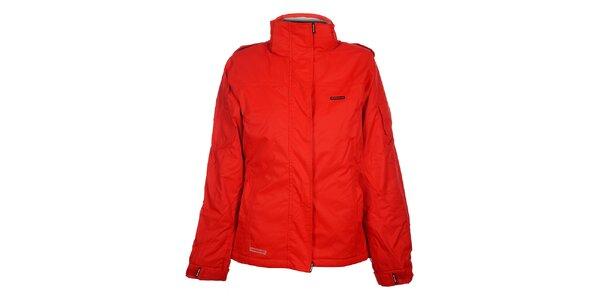 Dámská červená lyžařská bunda Envy