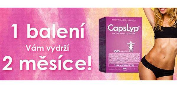 Tablety CapsLyp – přírodní cesta ke štíhlé linii