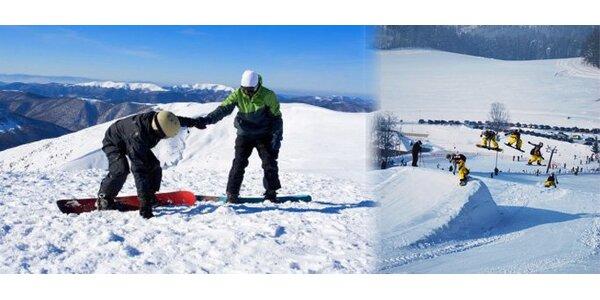 650 Kč za tříhodinový kurz snowboardingu v Beskydech. SLEVA 45%.