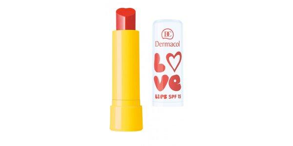 Balzám na rty Love Lips č.4 jahoda (3,50 ml)