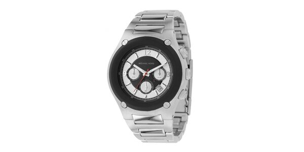 Pánské analogové hodinky s chronografem a Quartz strojkem Michael Kors
