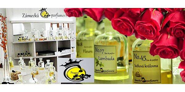 Namíchejte své lásce vlastní 50 ml valentýnský parfém - Alchymie vůní
