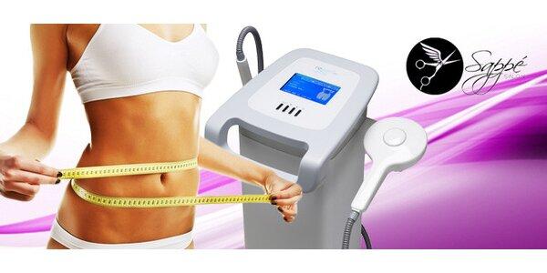 Bezbolestná liposukce + tlaková lymfodrenáž