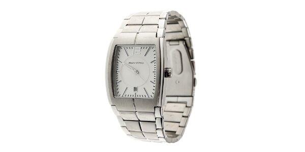 Pánské ocelové hodinky Marc O´Polo