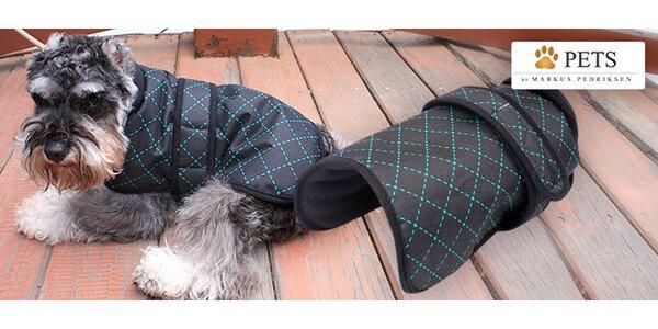 Nepromokavé oblečky pro psy s hřejivým flísem