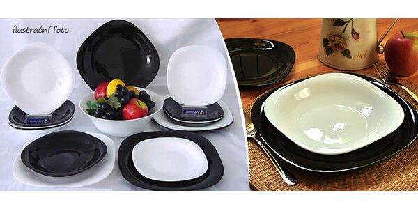 18dílná sada talířů značky Luminarc
