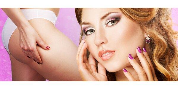 Plasmová terapie odstraňující vrásky, strie, celulitidu i jizvy