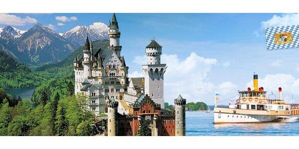 Jednodenní zájezd do Bavorska