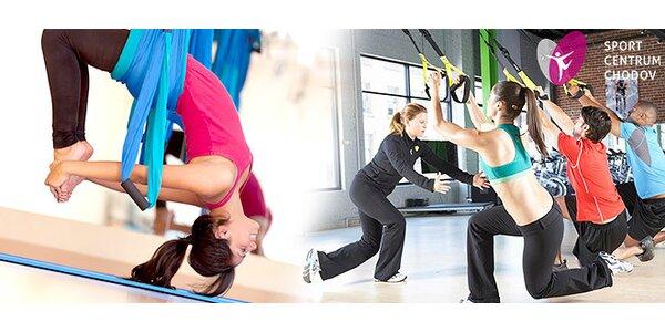 3 tréninky dle vlastního výběru ve zcela novém fitness Sport Centrum Chodov!