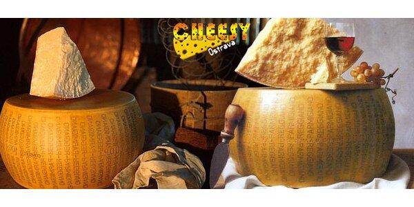200 g sýra Pecorino, Gouda nebo Tipico Lodigiano