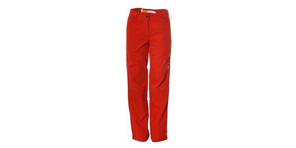 Dámské červené sportovní kalhoty Rejoice
