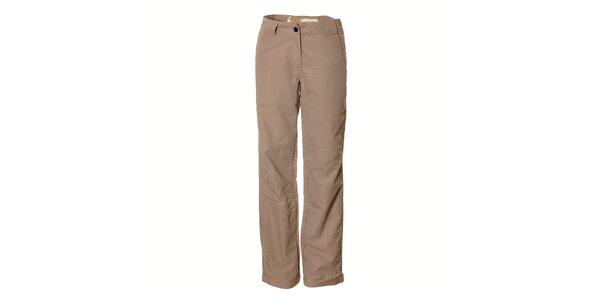 Dámské béžové sportovní kalhoty Rejoice