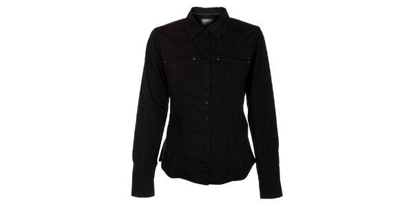 Dámská černá košile Timeout