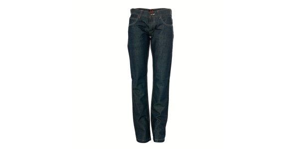Pánské tmavě modré džíny SixValvez