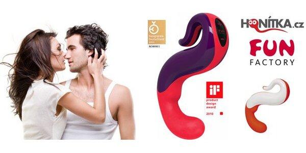 999 Kč za designový intimní masážní kousek Delight Click'N'Charge