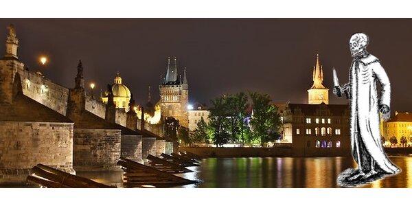 Po stopách pověstí a strašidel staré Prahy