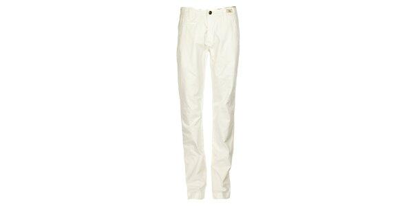 Pánské bílé kalhoty Tommy Hilfiger