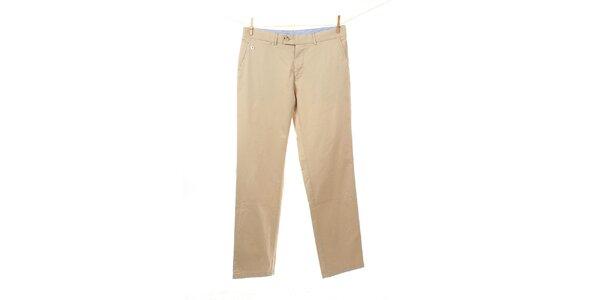 Pánské béžové chino kalhoty Tommy Hilfiger