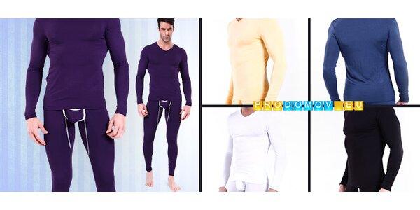Termoprádlo pro muže - tričko i kalhoty