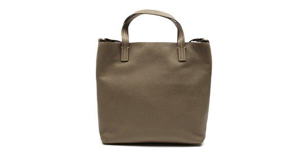 Dámská kožená kabelka s ramenním popruhem Acosta