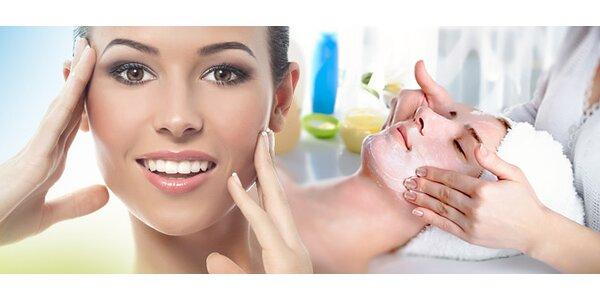 Základní kosmetické ošetření pleti + barvení obočí a řas