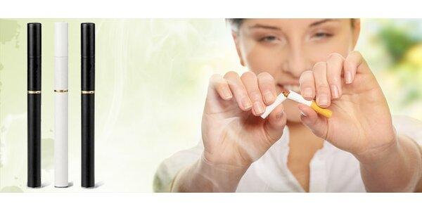 DVĚ elektronické cigarety a DVĚ náplně včetně poštovného