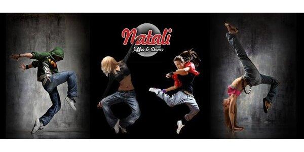 139 Kč za 2 lekce moderního tance s profesionálním tanečníkem. Sleva 56 %.