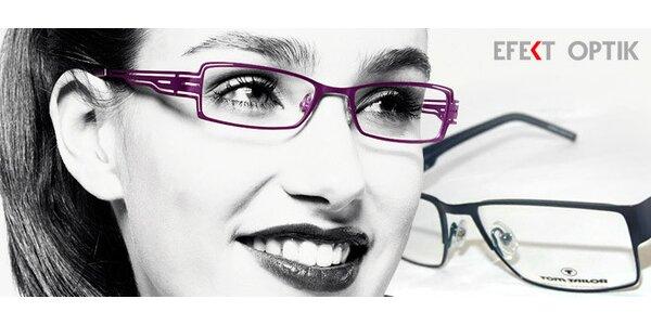 Nové dioptrické či sluneční brýle