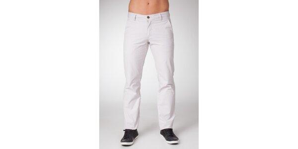Pánské bílé kalhoty Bendorff