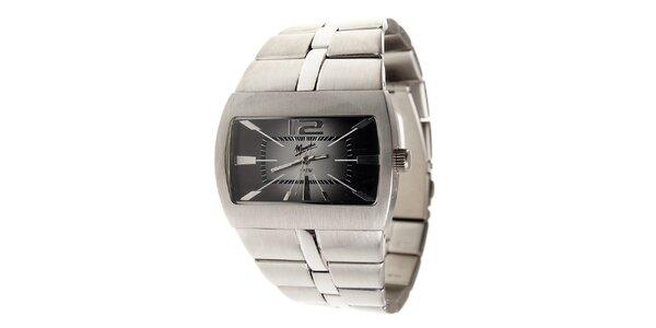 Pánské ocelové hodinky Memphis