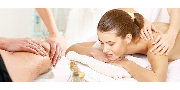Švédská nebo lymfatická masáž