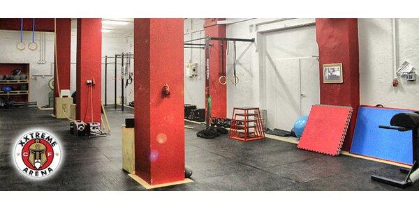 Vedená hodina funkčního tréninku v tělocvičně XXtreme Arena Praha