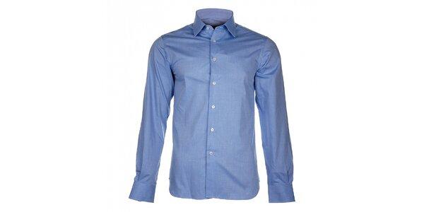 Pánská modrá košile Calvin Klein