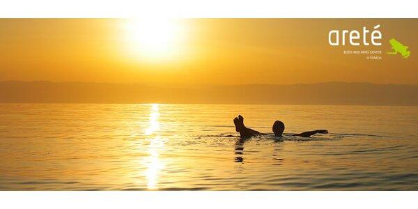 60 minut relaxační floating terapie