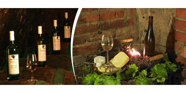 6 archivních vín Gutta Fortunae - vinařství rodiny Vojtkovy
