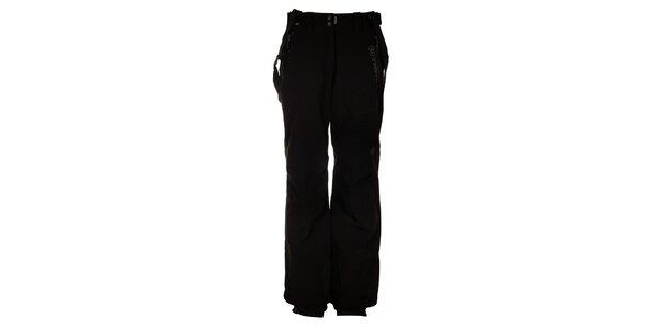 Dámské černé lyžařské kalhoty Trimm Elli
