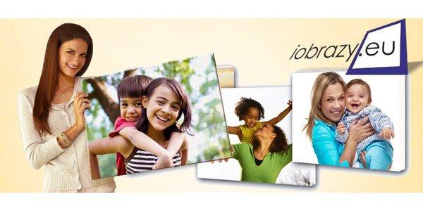Maxi obraz z vaší fotky - formát 90×60 cm