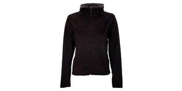 Dámská černá softshellová bunda Trimm Shelton