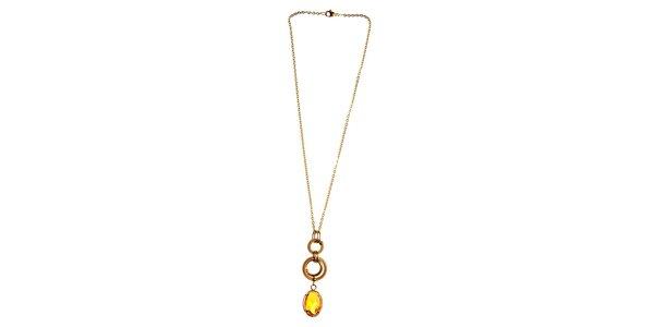 Dámský zlacený náhrdelník Morellato