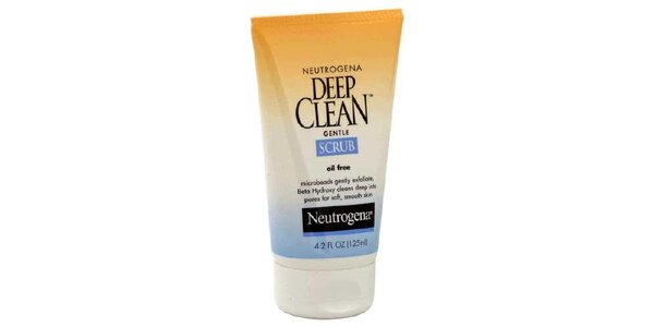 Neutrogena Deep Clean Scrub 125ml