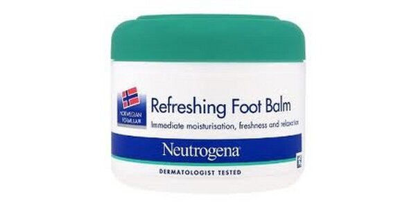 Neutrogena Refreshing foot balm 100ml