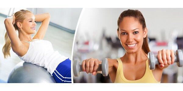 Permanentka na 10 lekcí cvičení včetně proteinového nápoje a hlídání dětí