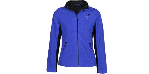 Dámská modrá outdoorová bunda Bergson